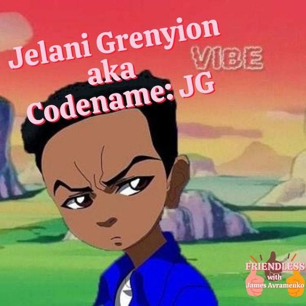 Jelani Grenyion aka Codename: JG Image