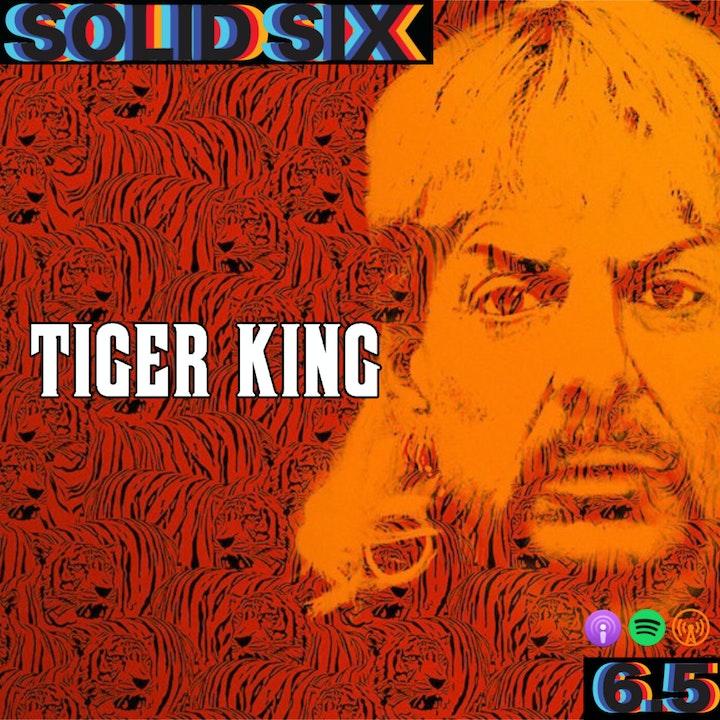 Episode 6.5: Bidet Cinema - Tiger King