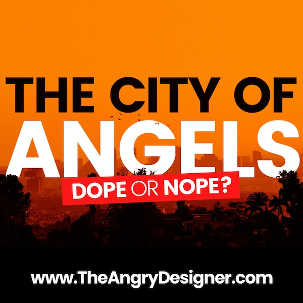 Dope or Nope: The city of Los Angeles has a new logo - who knew a city had a logo?