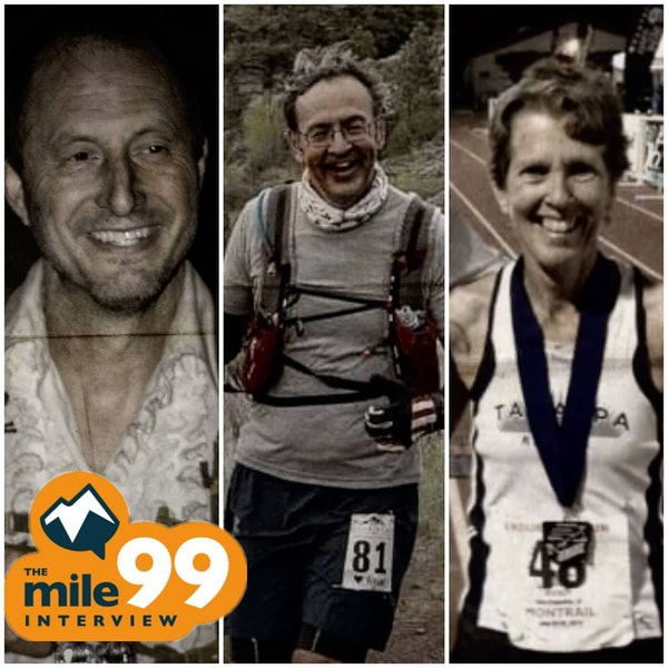 Episode 37 - Craig Thornley, Diana Fitzpatrick and Dr. Andy Pasternak Image