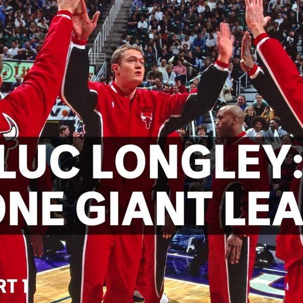 Luc Longley: One Giant Leap - Australian Story's Caitlin Shea and Greg Hassall - AIR122 Image