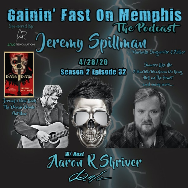 Jeremy Spillman | Songwriter & Author Image