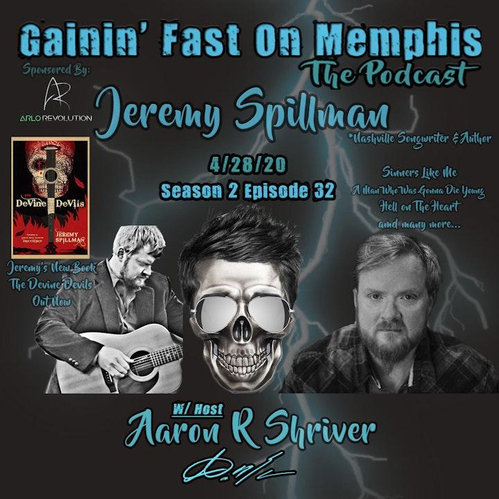 Jeremy Spillman | Songwriter & Author