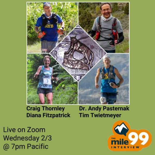 Episode 27 - Craig Thornley, Dr. Andy Pasternak, Diana Fitzpatrick, and Tim Twietmeyer Image