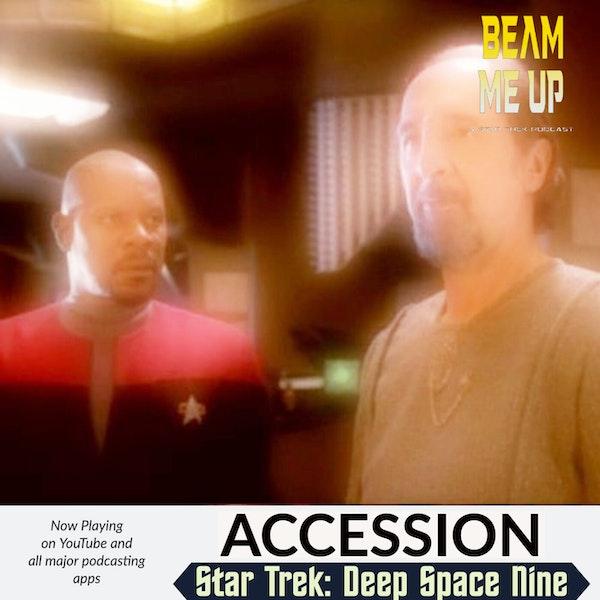 Star Trek: Deep Space Nine | Accession