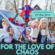 For The Love of Chaos Album Art
