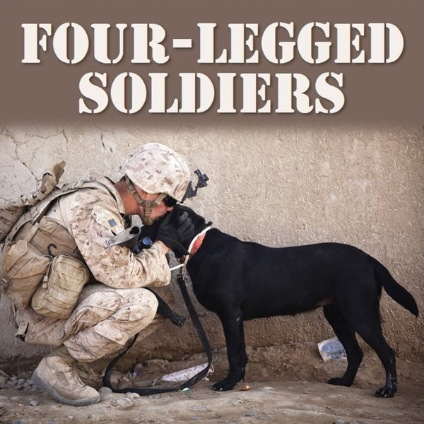 FOUR-LEGGED SOLDIERS Image