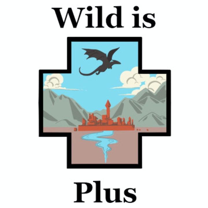 The Temple - Wild is Plus #22