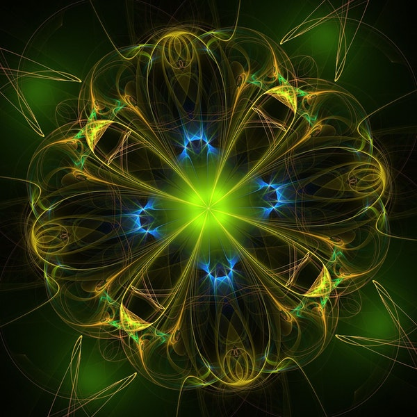 Ambient Meditation Music For Spiritual Alignment And Awakening Image