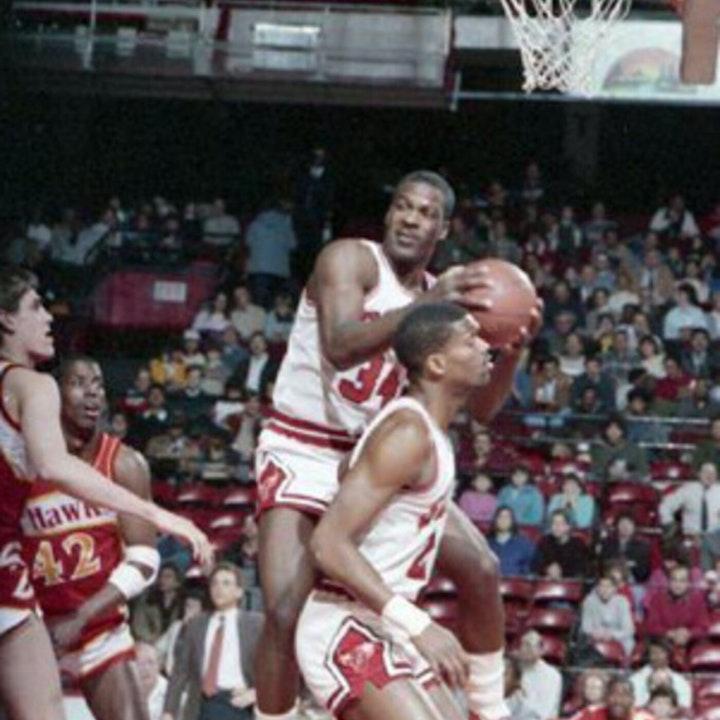 Michael Jordan's second NBA season - December 24, 1985, through January 7, 1986 - NB86-7