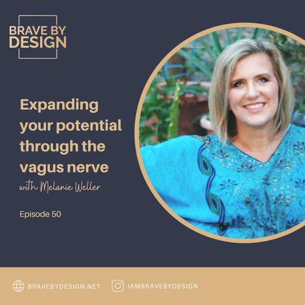 Expanding your potential through the vagus nerve with Melanie Weller Image