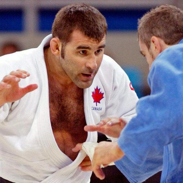 Nicolas Gill-  Olympic Silver Medalist & CEO of Judo Canada Image