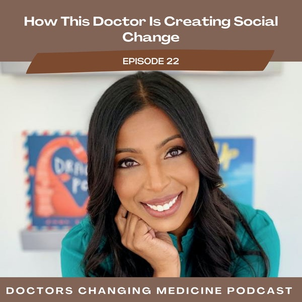 #22 How This Doctor Is Creating Social Change with Dr. Mantravadi Founder of Ahimsa