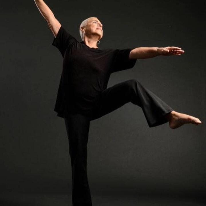 Liz Bergmann Dances Into Our Club