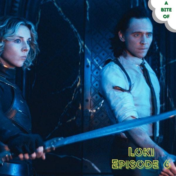 Loki 6: For All Time. Always. | Marvel Image