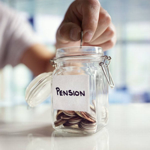 When you should start paying into your pension with Radon Stancil | Freelancer Talk #13 Image