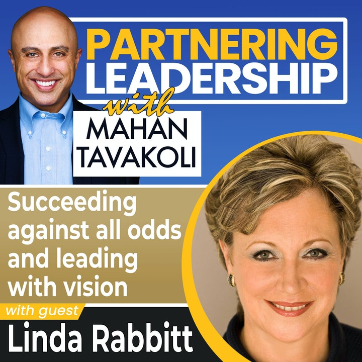 Succeeding against all odds to become a profile in success with Linda Rabbitt | Greater Washington DC DMV Changemaker