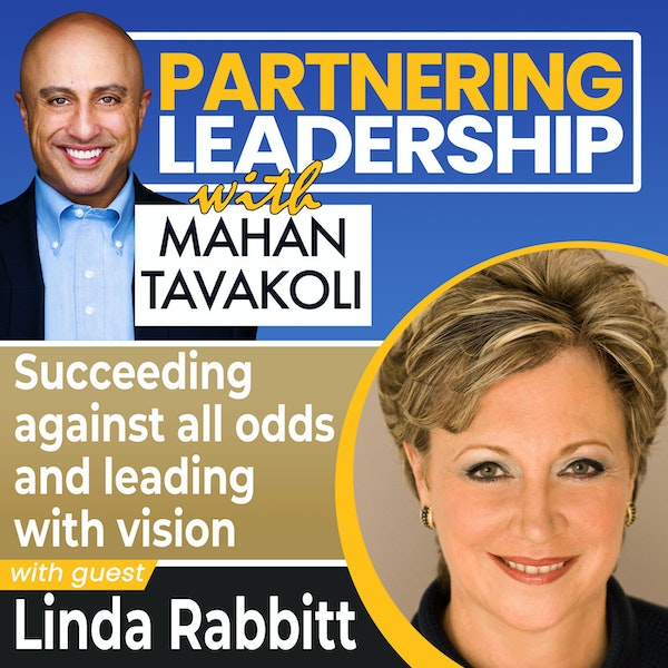 Succeeding against all odds to become a profile in success with Linda Rabbitt | Changemaker Image