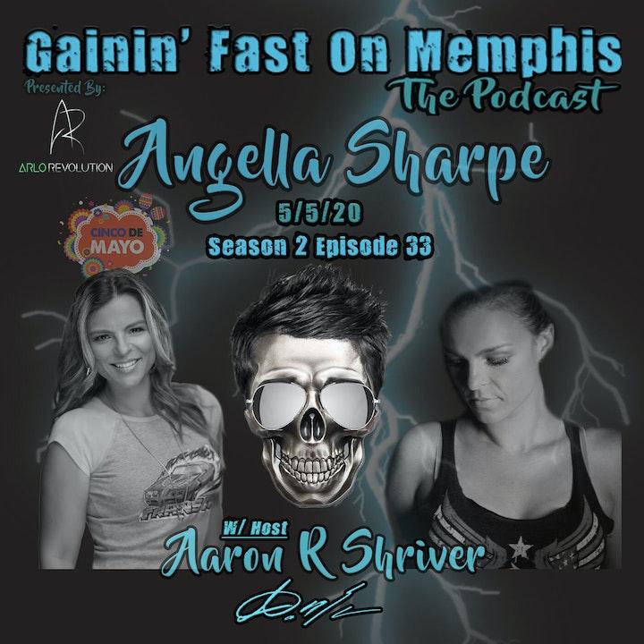 "Angella Sharpe   TV/Radio Personality & ""Church Choir"" Member"