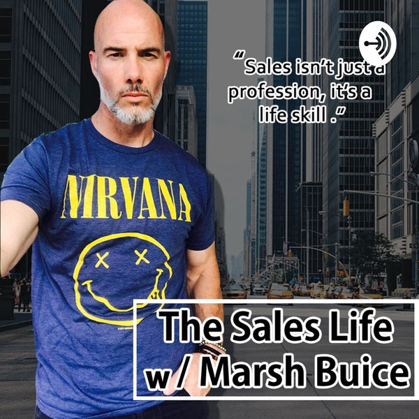 #406: Would you give your life to selling? You should... Image