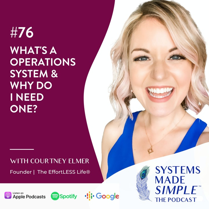 What's an Operations Systems & Why Do I Need One?