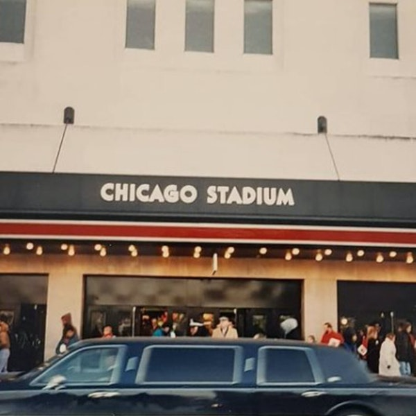 Adam's 1994 NBA Tour: Iconic arenas and countless memories. Where's MJ? - AIR121 Image