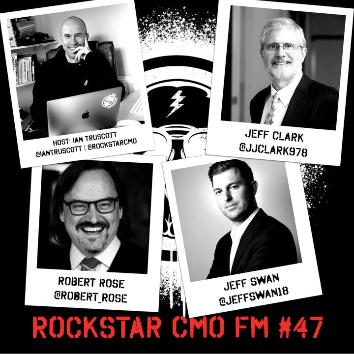#47 - The Two Jeff's, Personalization, Sequencing and a Cocktail with Robert Episode