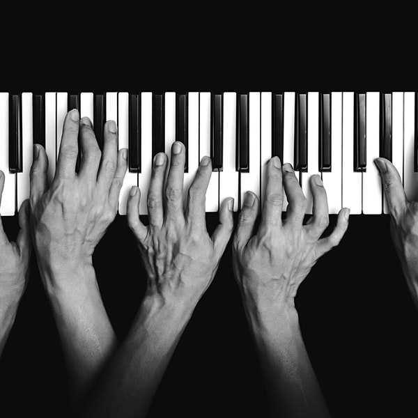 Locked Hands, Major Voicings Image