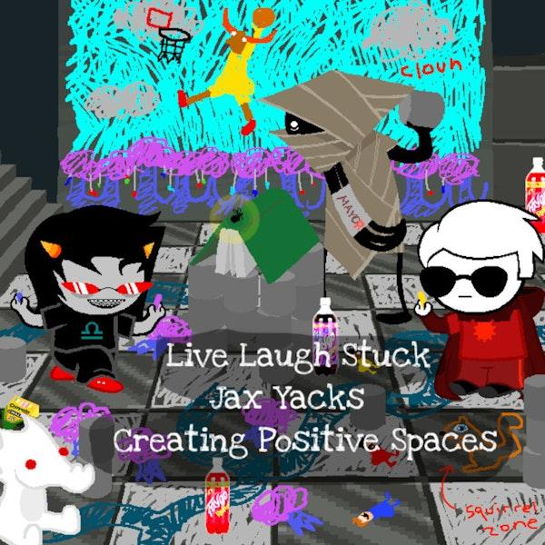 Jax Yacks: Creating Positive Spaces Image