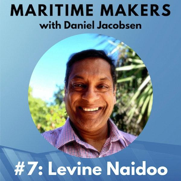 #7 - Levine Naidoo. Reducing supply chain friction.