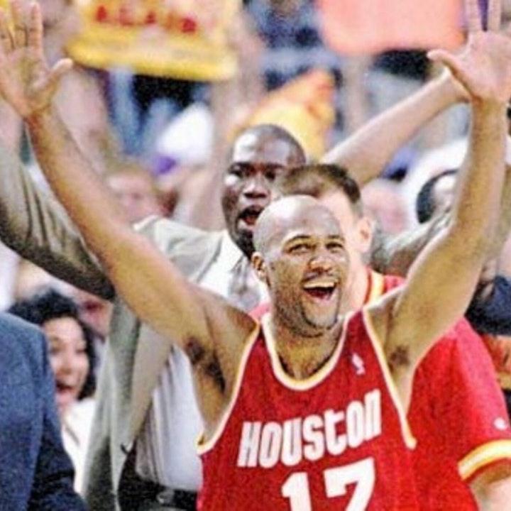 Mario Elie: Three-time NBA Champion and Rockets' 30-Year Team member - AIR054