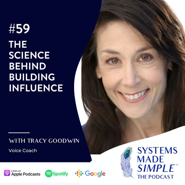 The Science Behind Building Influence with Tracy Goodwin Image