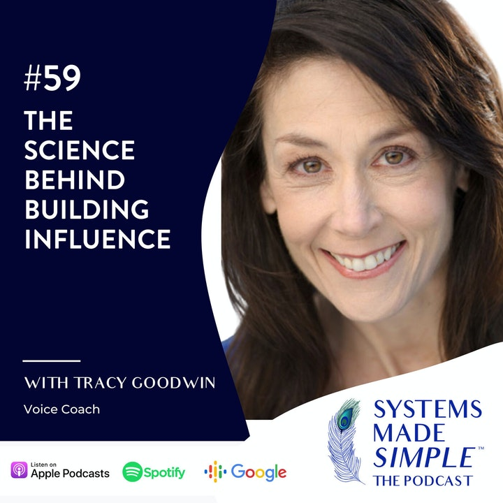 The Science Behind Building Influence with Tracy Goodwin