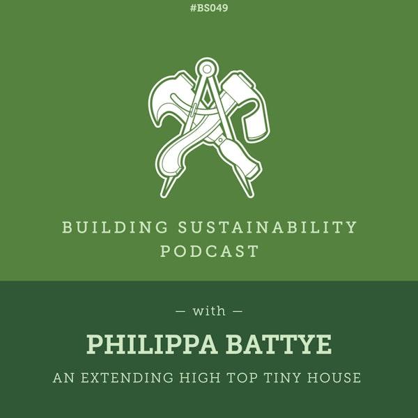 An extending high top tiny house - Philippa Battye - BS049 Image