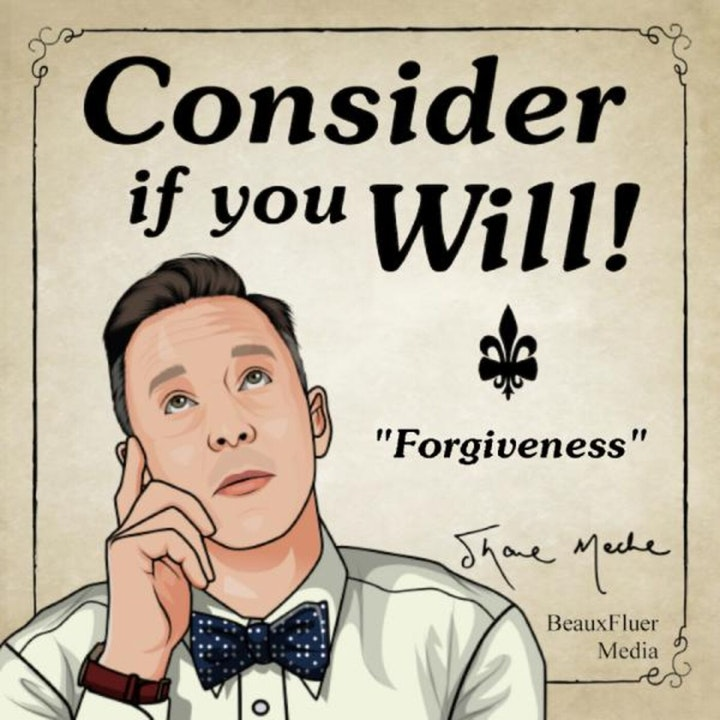 Episode 41 - Forgiveness