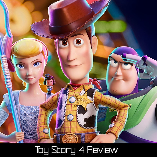 Toy Story 4 Review Image