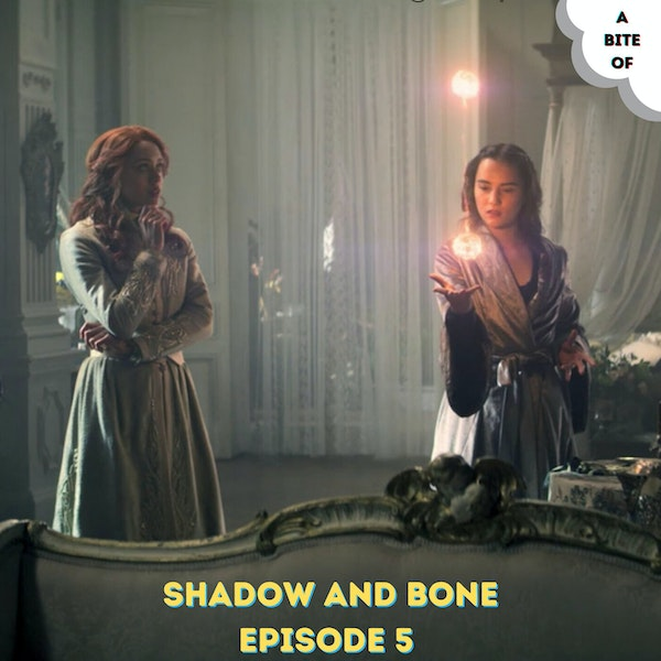 Shadow and Bone 5: Show Me Who You Are Image