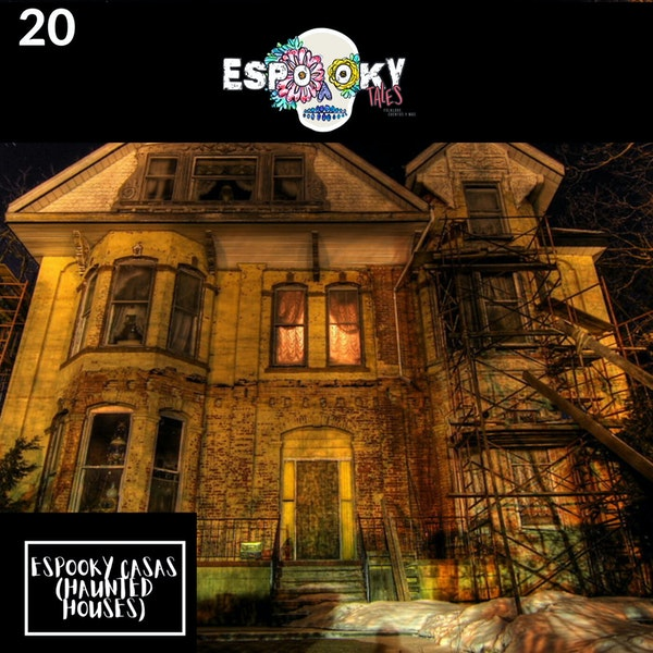 Espooky Casas (Haunted Houses) with Spoken of Level Up Project Image