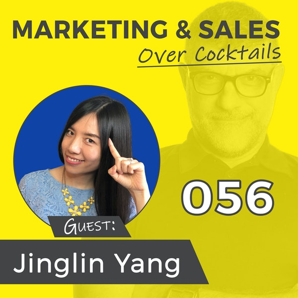 056: You Can't Sell If You're Not Healthy - with JINGLIN YANG Image