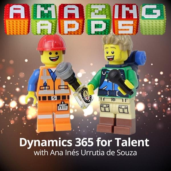 Dynamics 365 for Talent with Ana Inés Urrutia de Souza