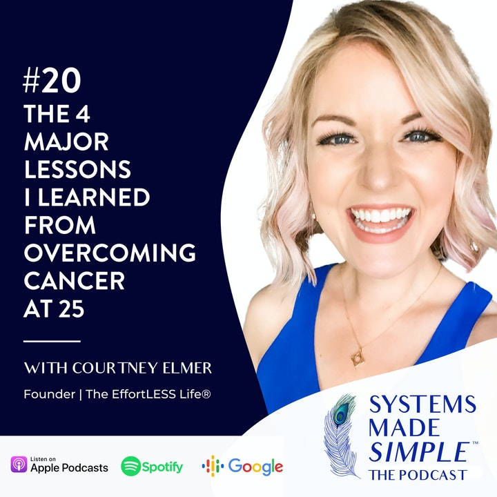 The 4 Major Lessons I Learned from Overcoming Cancer at 25