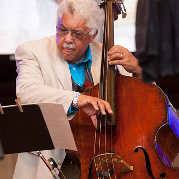 Episode 20 - A Conversation With Acclaimed Jazz Bassist, Educator, And Composer, Rufus Reid Image