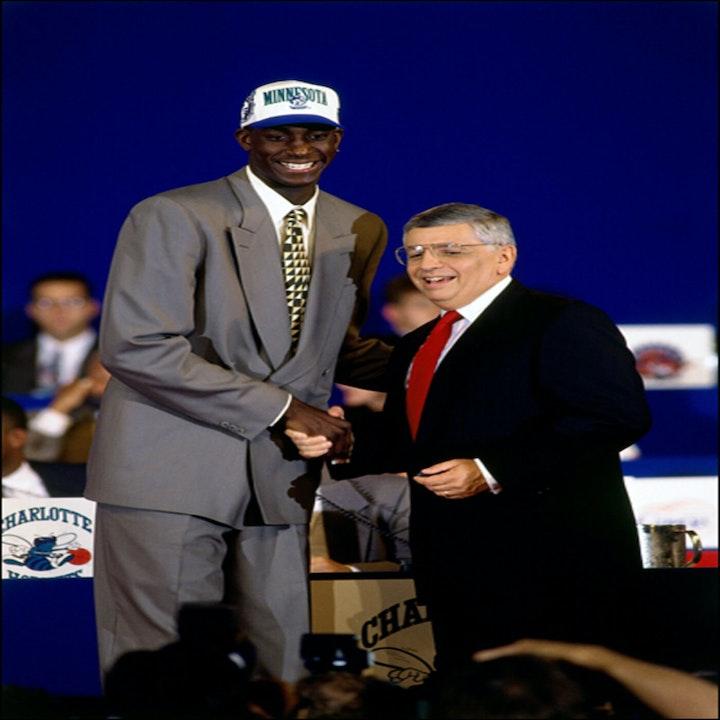 1995 NBA Draft - AIR029