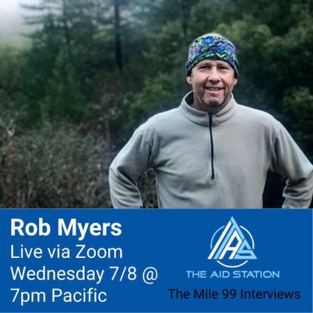 Episode 8 - Rob Myers Image
