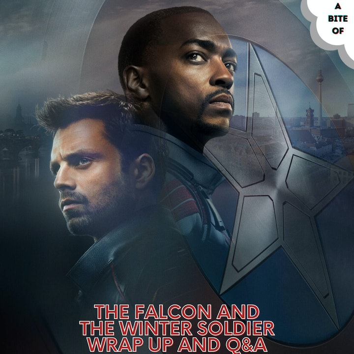 The Falcon and The Winter Soldier Series Wrap Up and Q&A