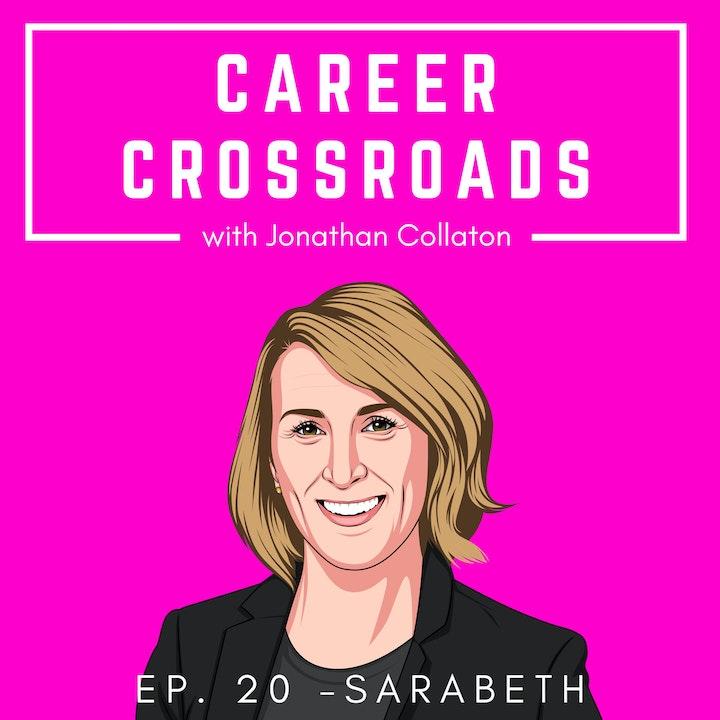 Sarabeth – Career Hybridity from Art to Innovation