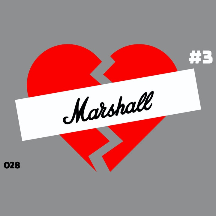 Episode image for When Tech Broke My Heart - The Marshall Headphones episode
