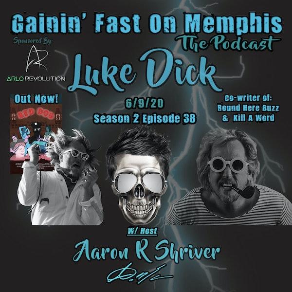 Luke Dick | Singer/Songwriter Image