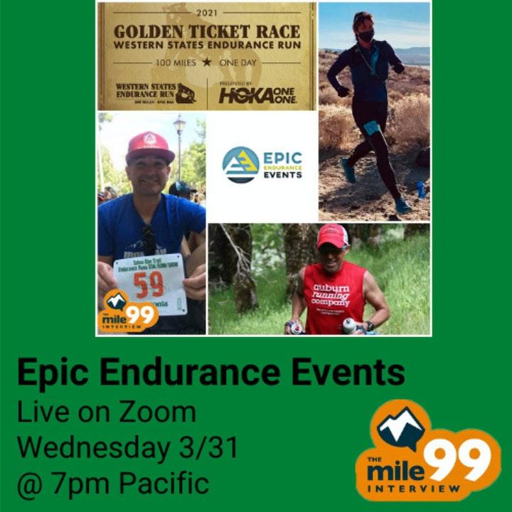 Episode 32 - E3 Epic Endurance Events