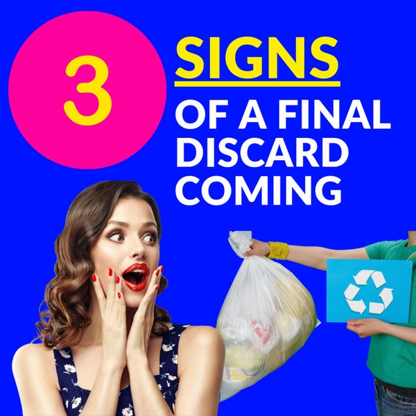 The Narcissist Discard Phase: 3 Signs a Final Discard is Coming Image